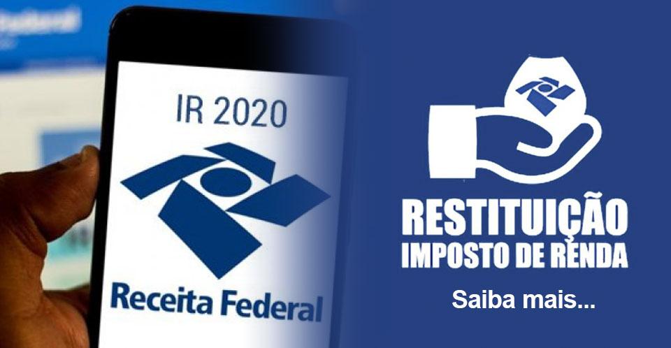 Restituição do imposto IR2020 – confira o calendário